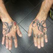 bird-hands