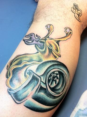 turbo-snail